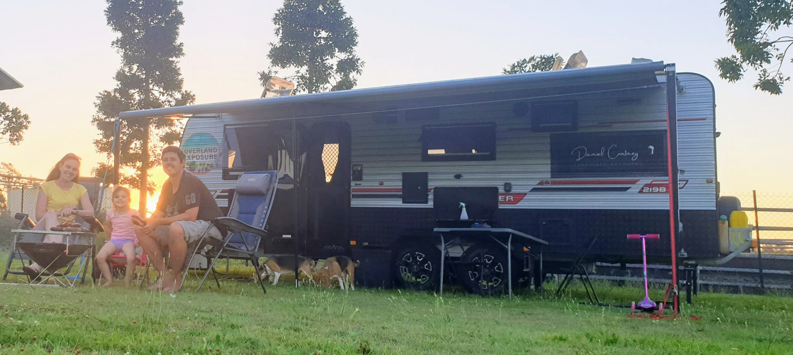 Caravan, Motorhome, Bus, Expedition Truck, Camper trailer? WHICH ONE WE CHOSE AND WHY!