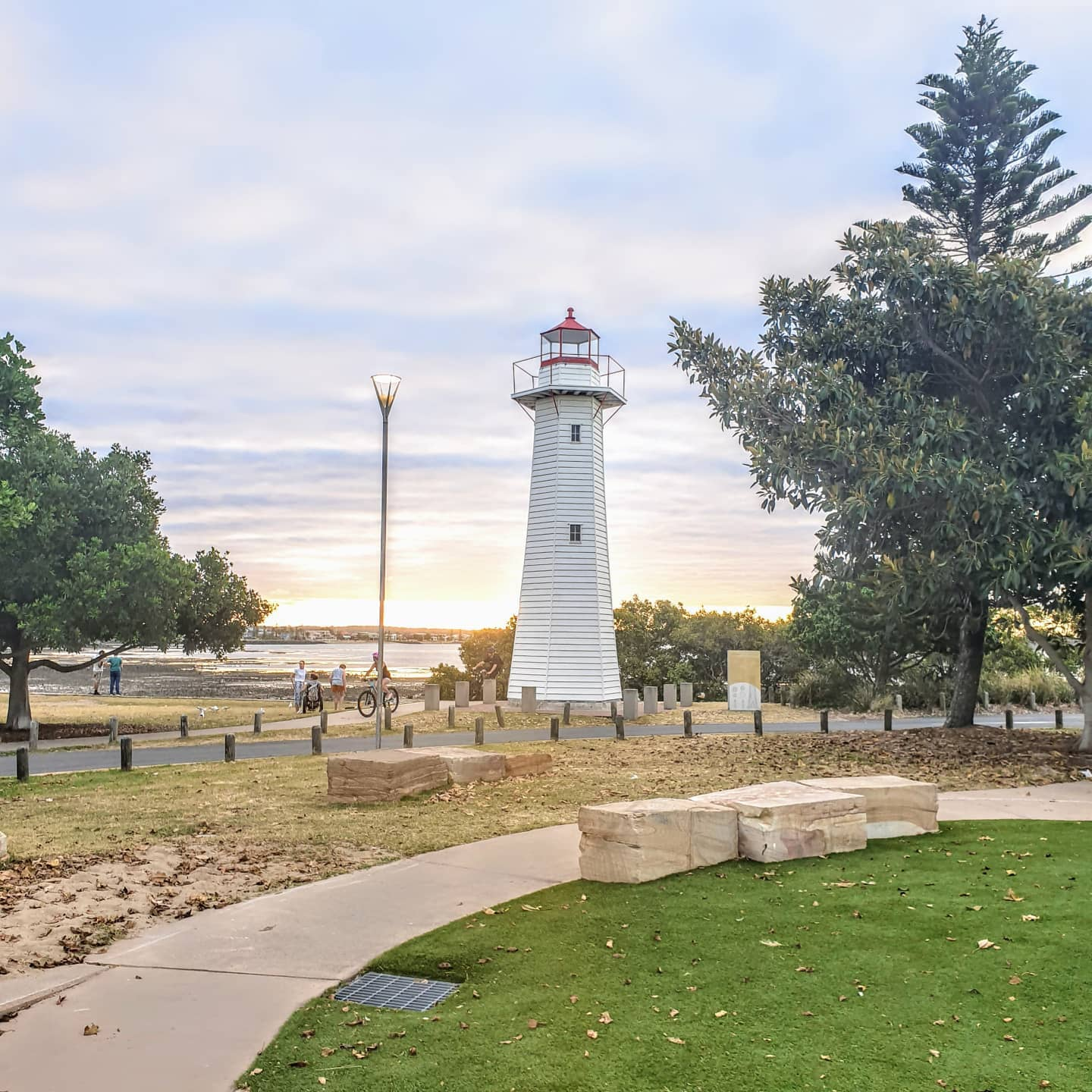 Old Cleveland Lighthouse, QLD