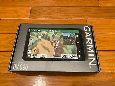 GPS – GARMIN RV890