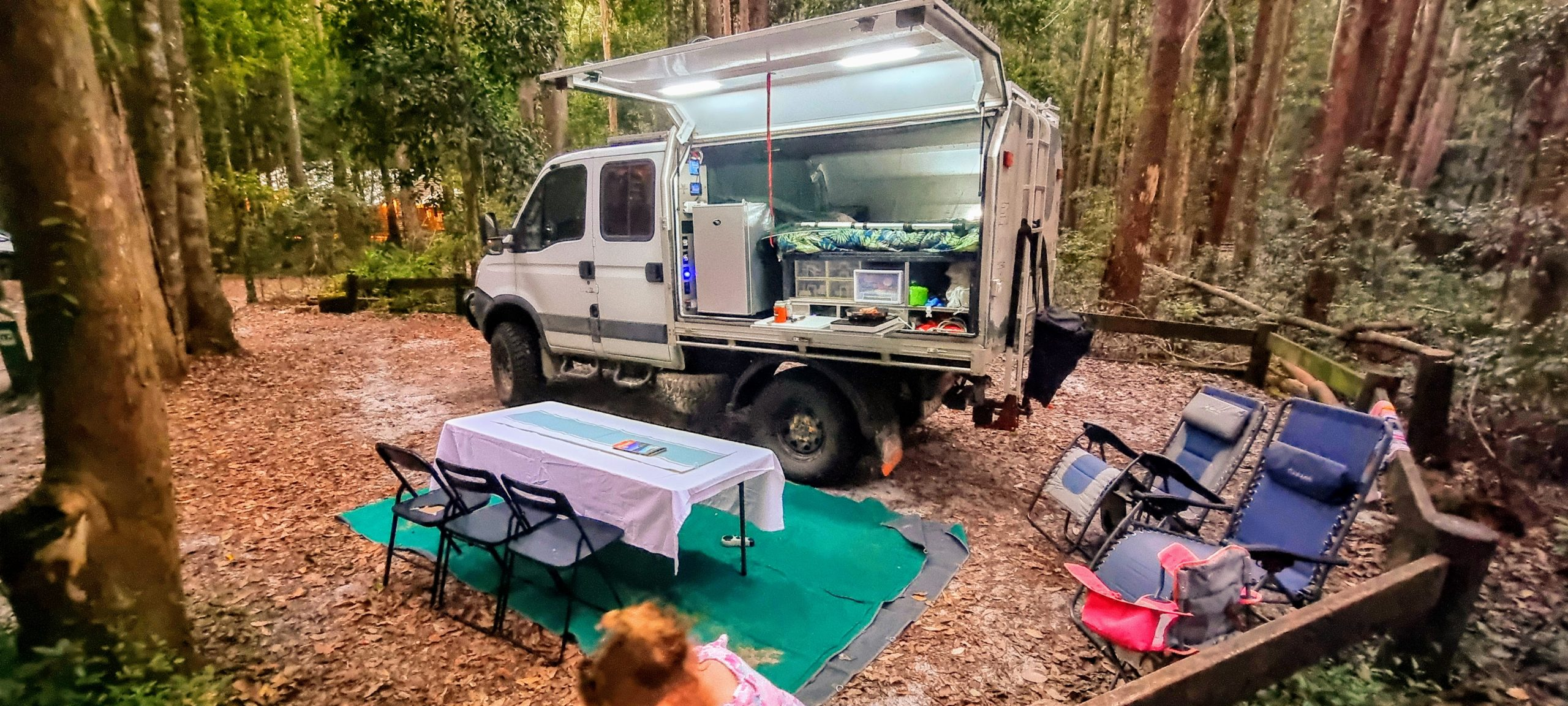 Our 3 most Beautiful Campsites in 6 months on the road.